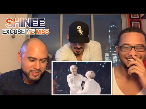 NON-KPOP FANS REACT TO SHINEE EXCUSE ME MISS