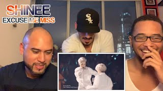 shinee live reaction