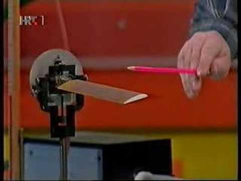 Bernoullijevo strujanje - Hrvoje Mesić (http://prirodopolis.hr)