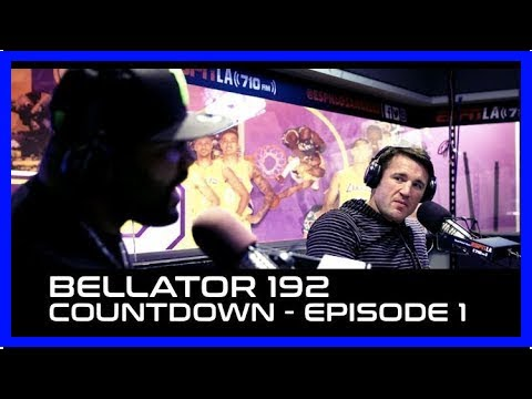 Bellator 192: ' countdown ' for ' rampage vs sonnen '-ep. 2 by j. News