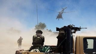 Report; Afghan forces, Taliban in battle for Kunduz