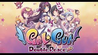 Gal*Gun Double Peace #1 - ps4 - (Gameplay ao vivo em Português PT-BR)