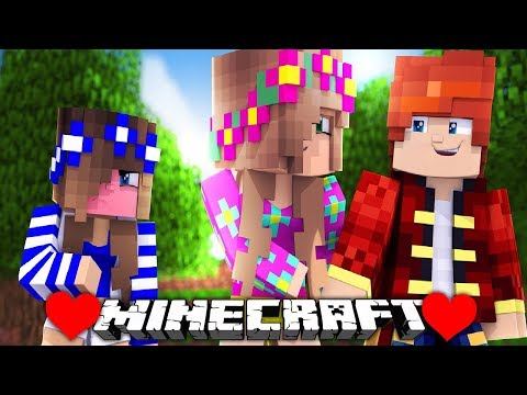 LITTLE LEO HAS A CRUSH ON THE NEW GIRL? RAVENS COUSIN?! | Minecraft FAMILY LIFE | RP | 1.7.10 |