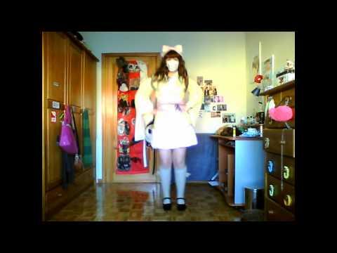 Kasane Teto - Fukkireta dance cover