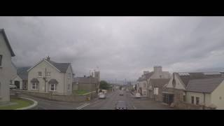 Bus Journey From Newcastle  to Kilkeel | Northern Ireland