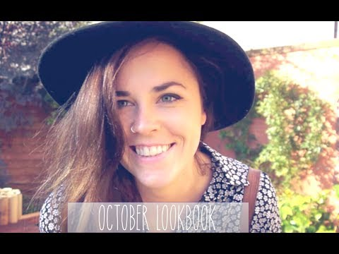 OCTOBER LOOKBOOK | RoisinThora