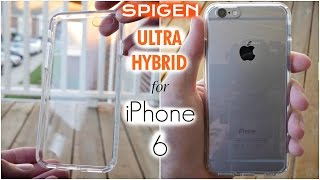 Spigen Ultra Hybrid iPhone 6/6s Case Review