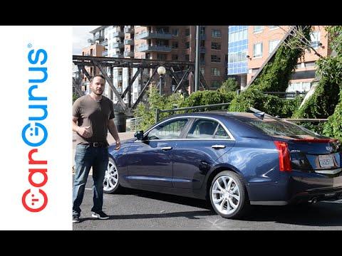 2016 Cadillac ATS | CarGurus Test Drive Review