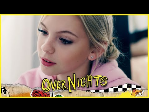 "OVERNIGHTS | Jordyn & Brenna in ""Lost In the Crowd"" 