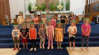 Preschool Easter Program 2021
