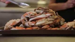 Dogfish Dish: The Best Way To Eat Blue Crabs