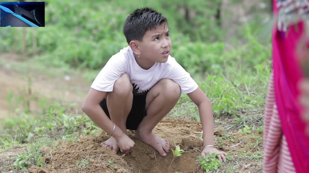 DISHIRAJ ( best child ACTOR 2019) gi birthday ga mari leinana U CHARA THABA