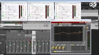Обработка вокала - ровность динамики. 2 часть
