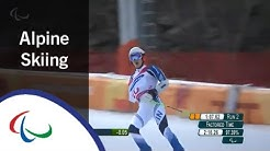Santeri KIIVERI| Men's Giant Slalom Runs 1&2 |Alpine Skiing|PyeongChang2018 Paralympic Winter Games