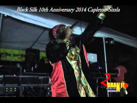 Black Silk 10th Ann. Featuring Sizzla PART 1 OF 4