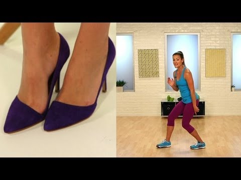 High Heel Exercises to Prevent Injury | Strength Training | Fit How To YouTube