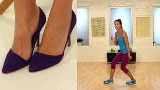 High Heel Exercises to Prevent Injury | Strength Training | Fit How To