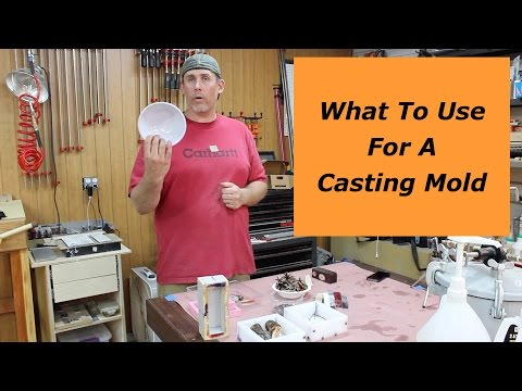 What You Can Use For Resin Casting Molds: Woodturning
