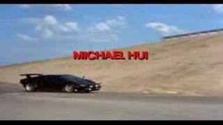 Cannonball Run intro
