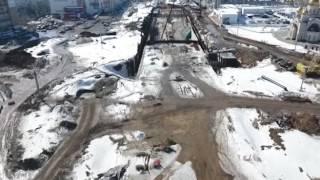 В Самаре строительство тоннеля на Московском шоссе вышло на финишную прямую