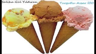 Dondurma Şarkısı,Yaz gelince isterim ben meyveli karışık dondurma