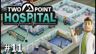 Two Point Hospital #11: Volle Kanne Weiterbildung [Let's Play][Gameplay][German][Deutsch]