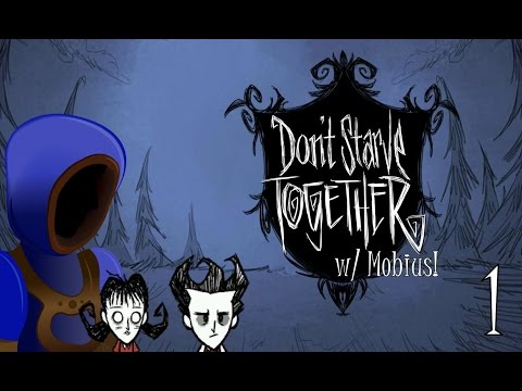 HOLY BERRY BUSHES! :: Don't Starve Together with Mobius :: 1