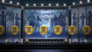 PES 2018   MyClub   Another craft : Felipe Melo , Belhanda, Turan.