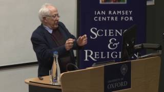 Professor George Ellis - How Can Physics Underlie the Mind? Top-Down Causation in the Human Context