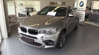 BMW X6 M 2016 In Depth Review Interior Exterior(Hello and welcome to Alaatin61! YouTube's collection of automotive variety! In today's video, we'll take an up close and in depth look at the new 2016 BMW X6 ..., 2015-04-15T06:49:32.000Z)