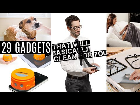 29  Cleaning Kits Or Gadgets| That Will Do The Job For You