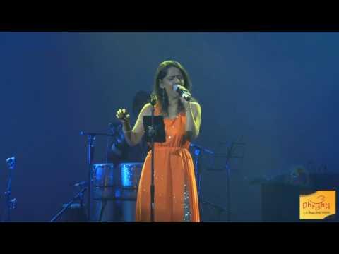 Sharm Aati Hai Magar - Mahalakshmi Iyer live at The Meadows Club