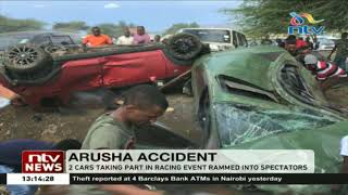 Kajiado D.C.C says only 1 Kenyan, 2 Tanzanians died in Arusha accident