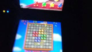 Playing 4 Players On New Super Mario Bros. Mini Games