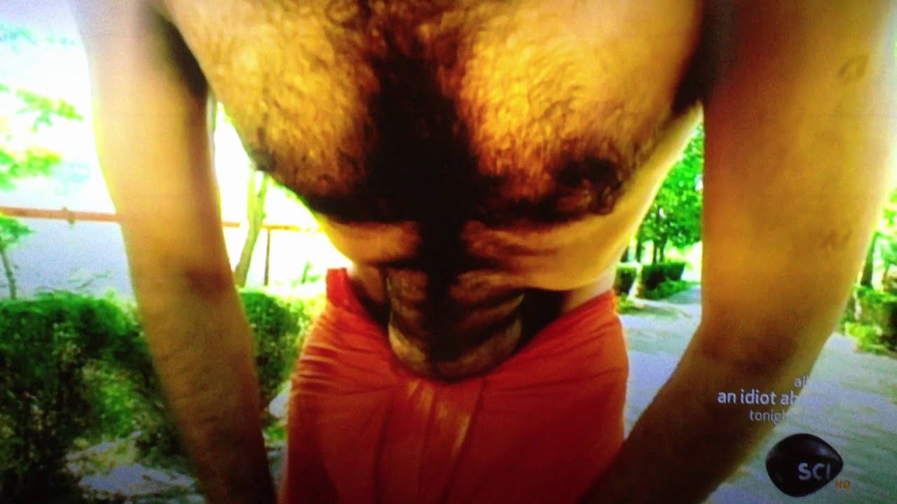 Hairy yoga