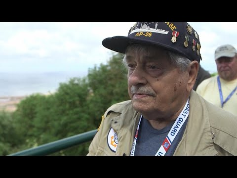 D-Day Vet: 'Saving Private Ryan' Movie Scenes Are Accurate