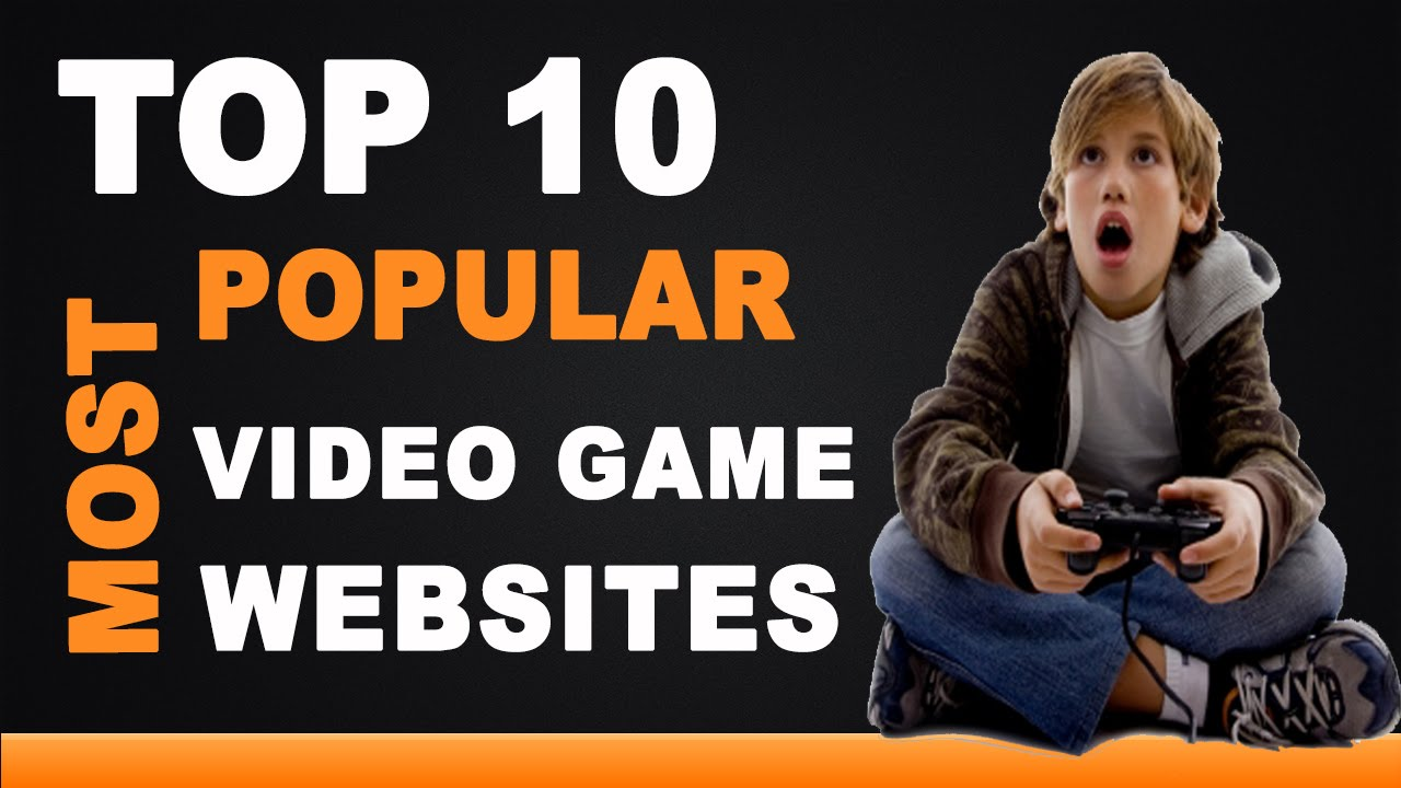 top 10 game websites