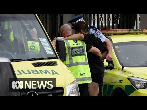Multiple fatalities in shooting at Christchurch mosques | ABC News