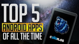 ✓ Top 5 Android Apps You Must Have  5 Star Rating  Strive