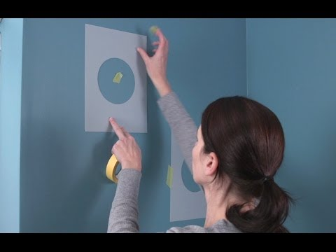 How To Paint Polka Dots On Your Walls Sherwin Williams