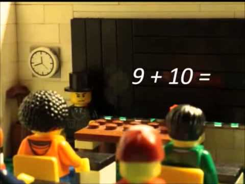Funny Lego Video Animation 1-4 (Complete Collection)