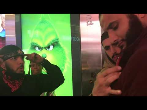 Hebrew Israelites Show Muslim.... || New York