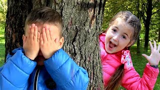 Peek a boo by Vania and Mania