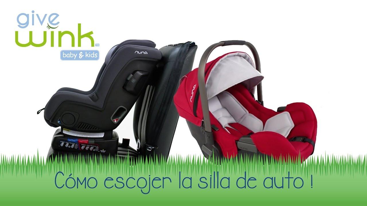 41738237c Consejos para escoger la silla de auto para tu bebé. - YouTube