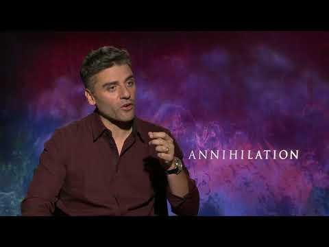 Annihilation Oscar Isaac