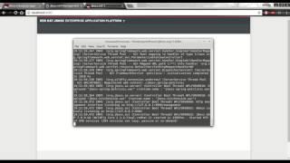 JBoss EAP 7 Deploy Application on Standalone mode