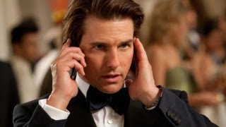 Tom Cruise Set For 'Mission: Impossible 5'