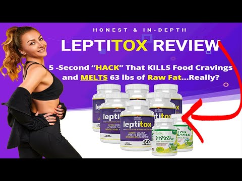 Honest Leptitox Review 👍 Leptitox Nutrition Supplement For Weight Loss Reviews ✅