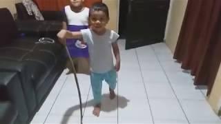 Lucu Zefa jadi nenek tua minta obat 🤣