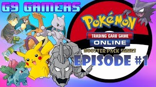 Pokemon Trading Card Game Online Booster Series Episode 1
